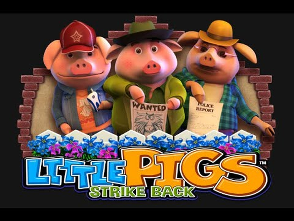 The Little Pigs Online Slot Demo Game by Leander Games