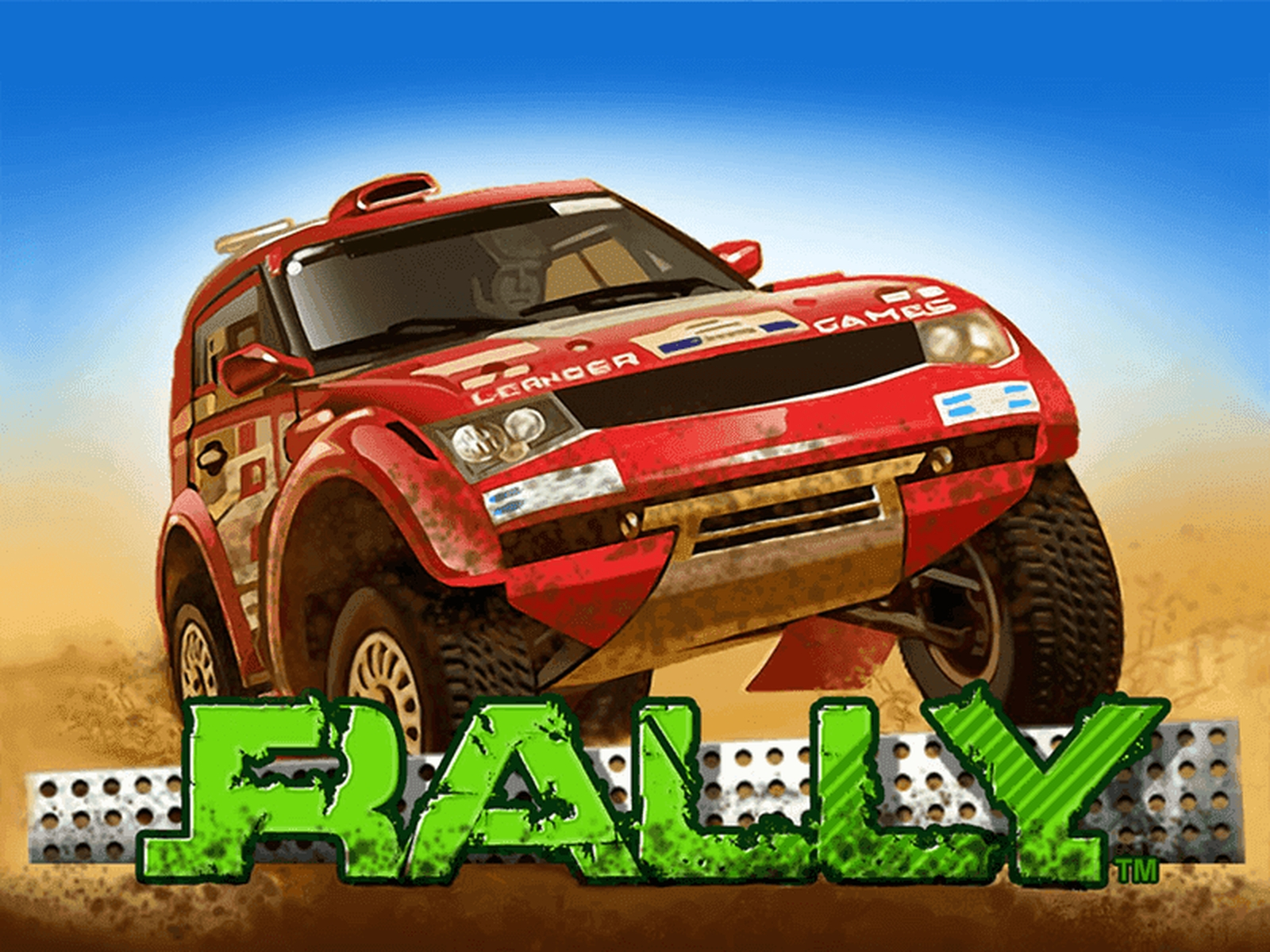 The Rally Online Slot Demo Game by Leander Games