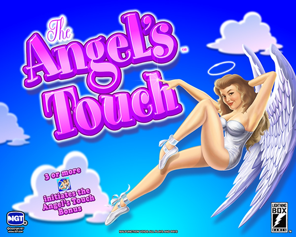 The Angel's Touch Online Slot Demo Game by Lightning Box
