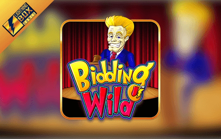 The Bidding Wild Online Slot Demo Game by Lightning Box