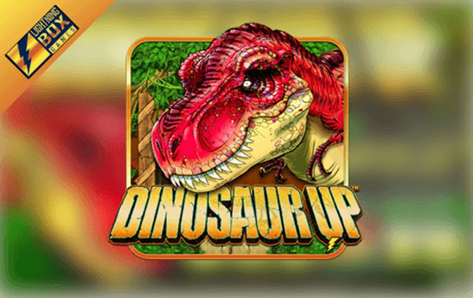 The Dinosaur Up Online Slot Demo Game by Lightning Box