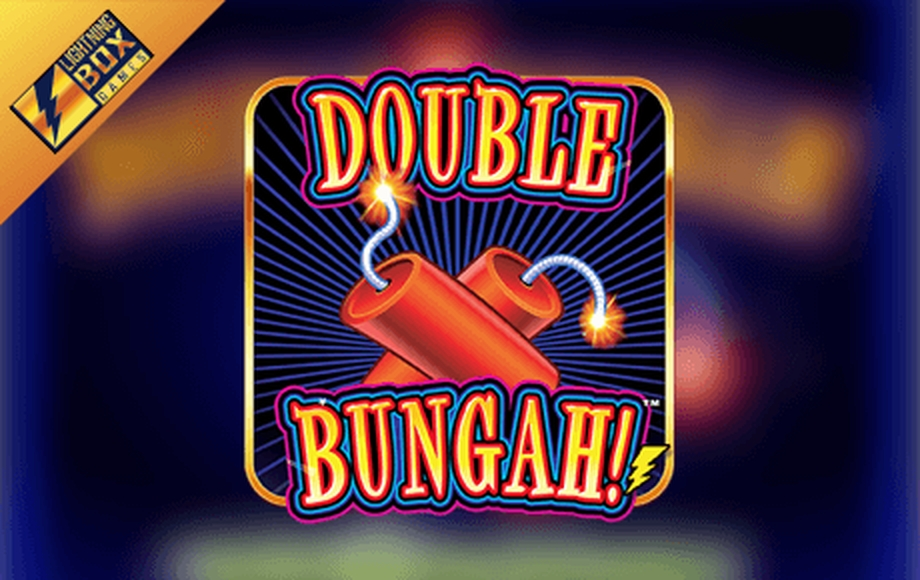 The Double Bungah Online Slot Demo Game by Lightning Box