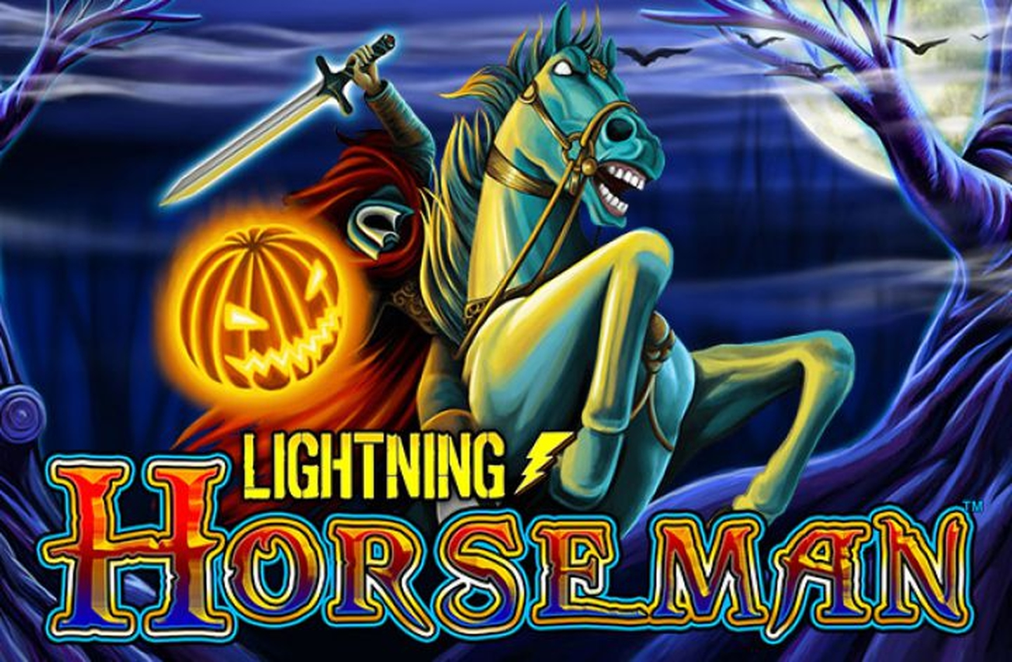 The Lightning Horseman Online Slot Demo Game by Lightning Box