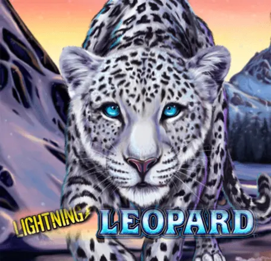The Lightning Leopard Online Slot Demo Game by Lightning Box