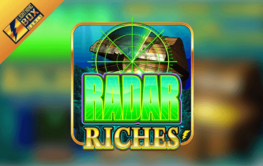 The Radar Riches Online Slot Demo Game by Lightning Box