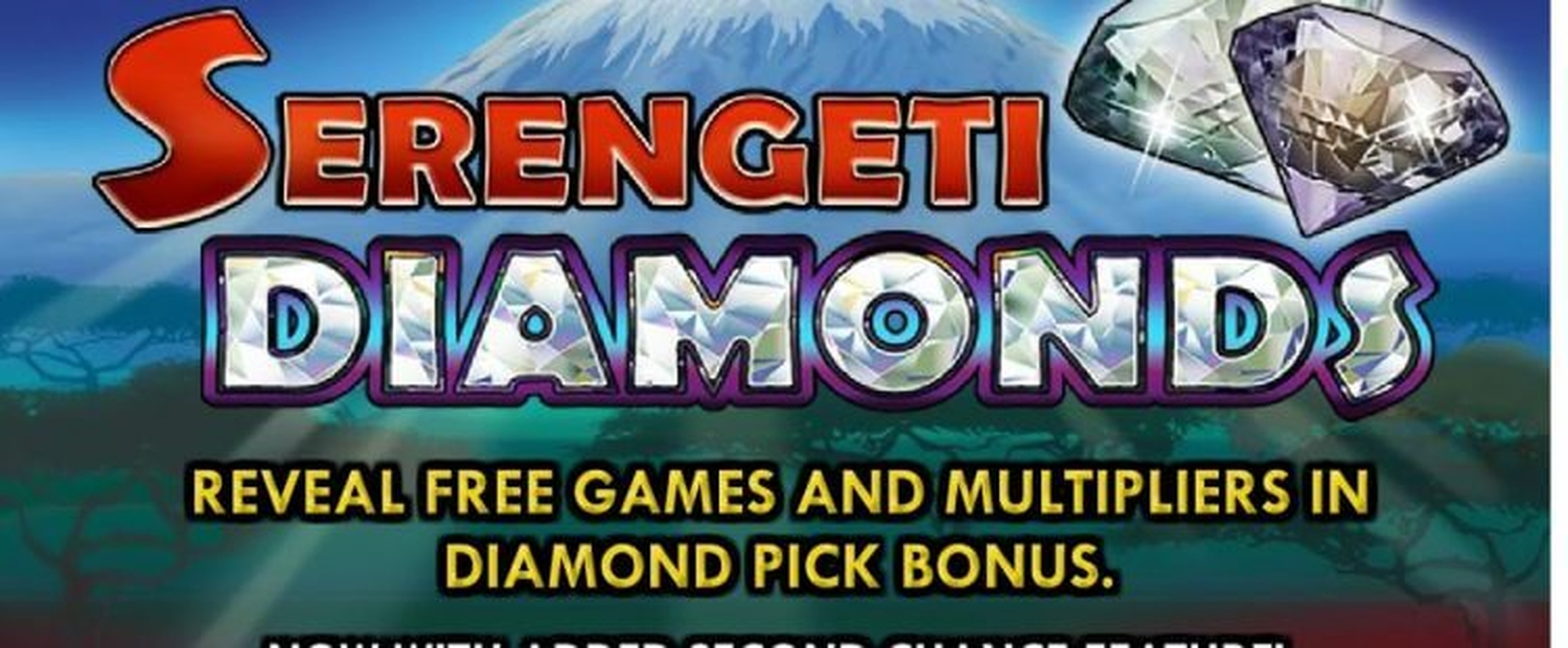 The Serengeti Diamonds Online Slot Demo Game by Lightning Box