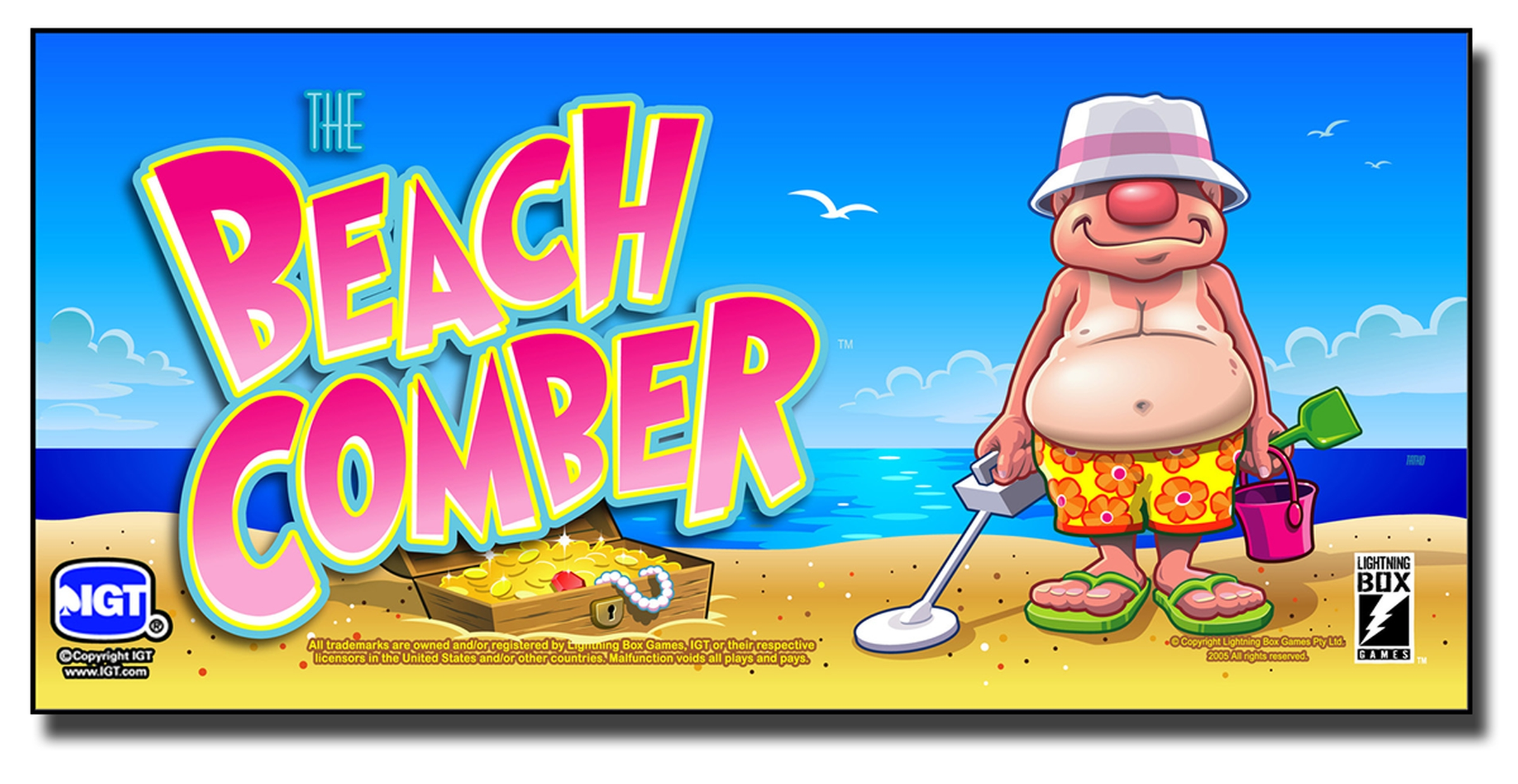 The The Beach Comber Online Slot Demo Game by Lightning Box
