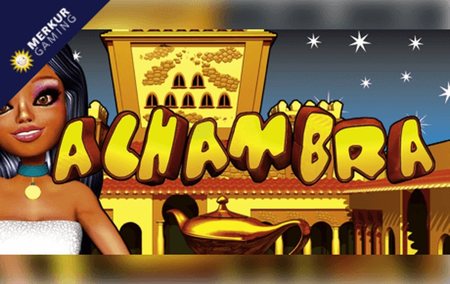 The Alhambra Online Slot Demo Game by Merkur Gaming