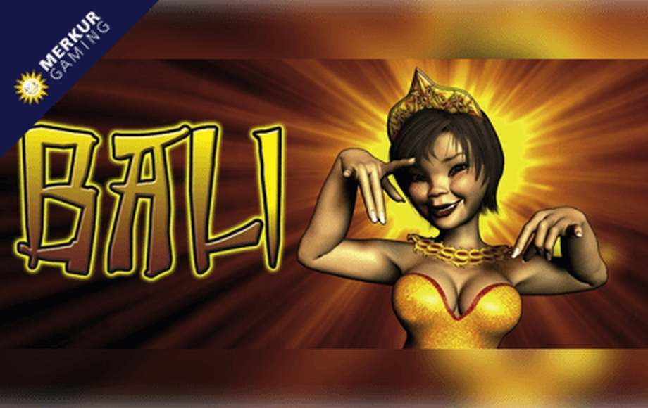 The Bali Online Slot Demo Game by Merkur Gaming