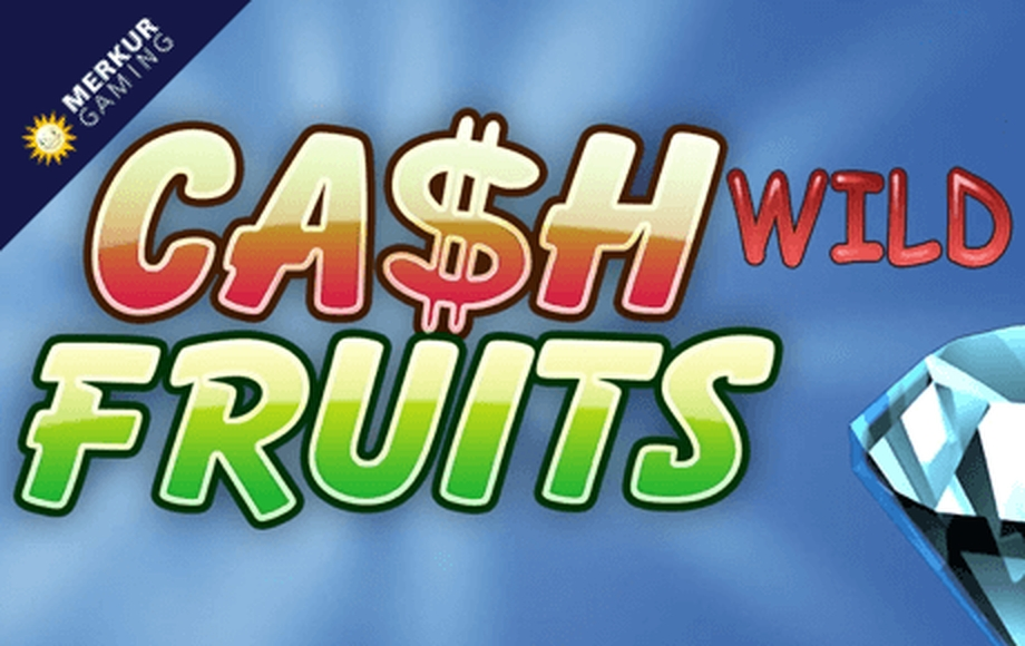 The Cash Fruits Wild Online Slot Demo Game by Merkur Gaming