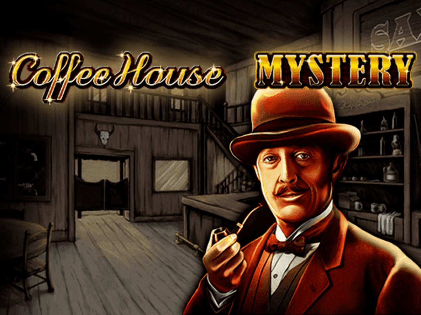 The Coffee House Mystery Online Slot Demo Game by Merkur Gaming