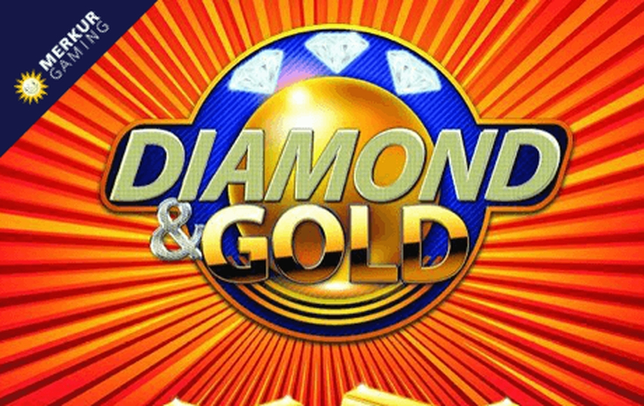The Diamond & Gold HD Online Slot Demo Game by Merkur Gaming