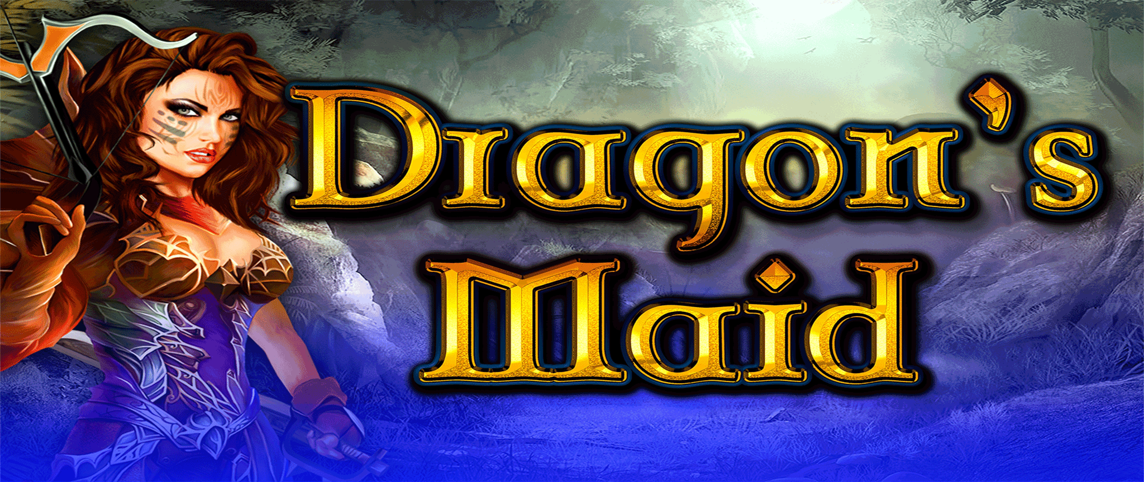 The Dragon's Maid Online Slot Demo Game by Merkur Gaming