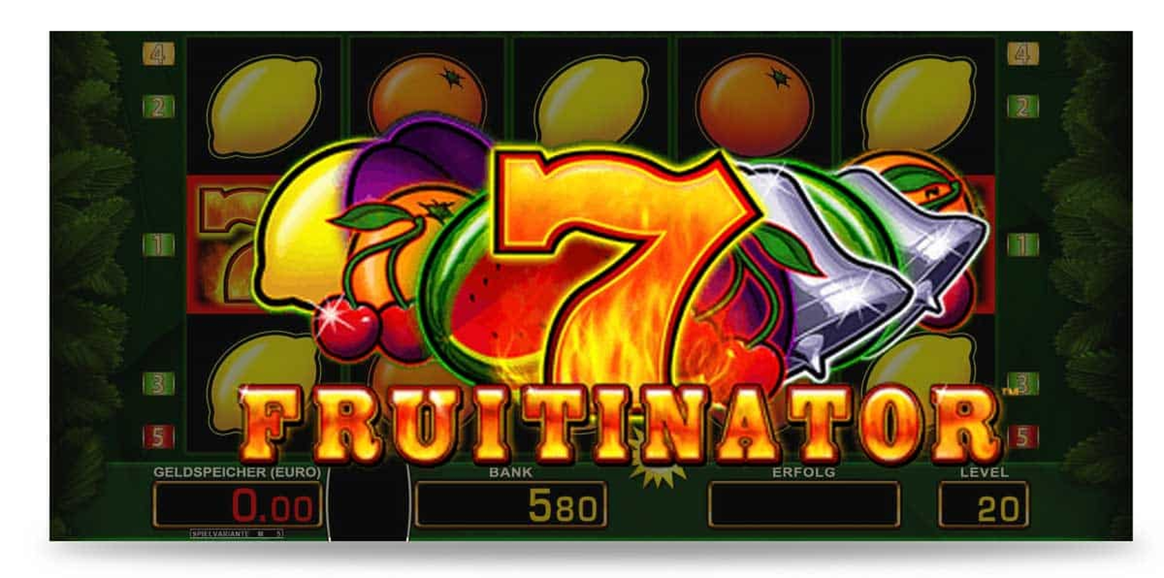 The Fruitinator Online Slot Demo Game by Merkur Gaming