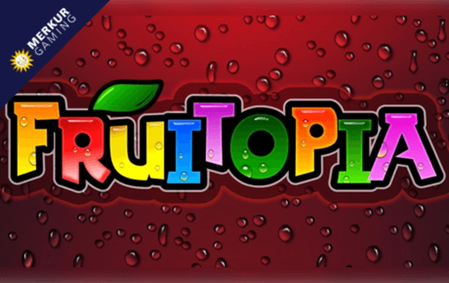 The Fruitopia Online Slot Demo Game by Merkur Gaming
