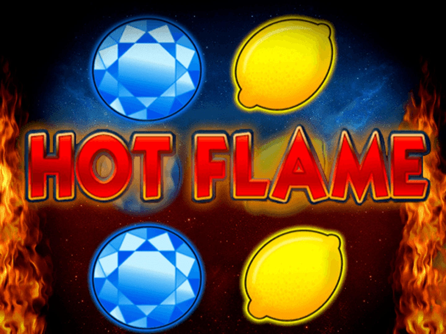 The Hot Flame Online Slot Demo Game by Merkur Gaming