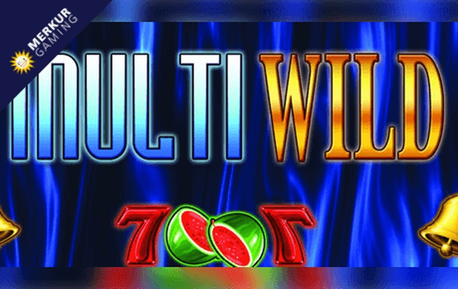 The Multi Wild Online Slot Demo Game by Merkur Gaming