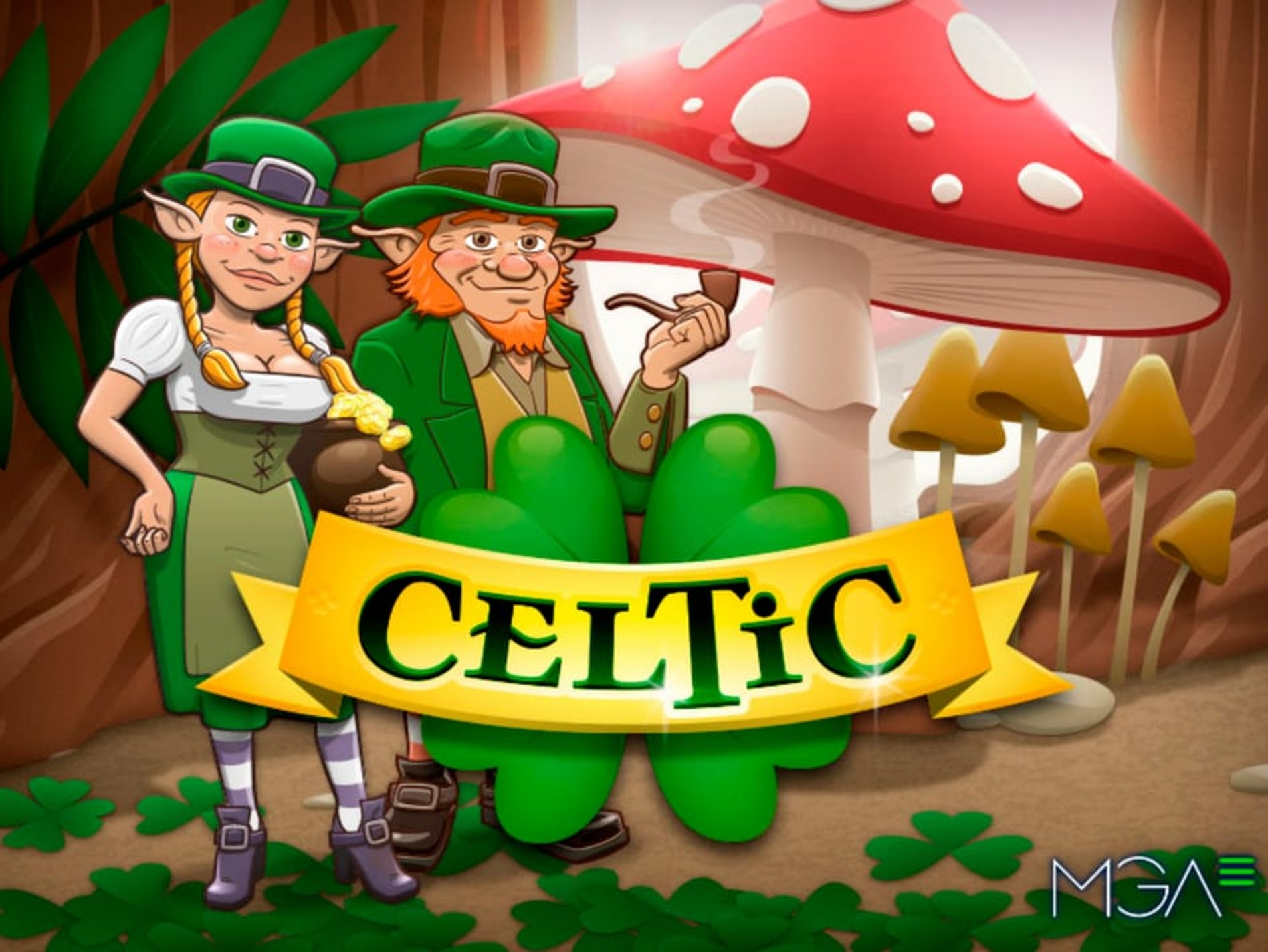 The Celtic Online Slot Demo Game by MGA