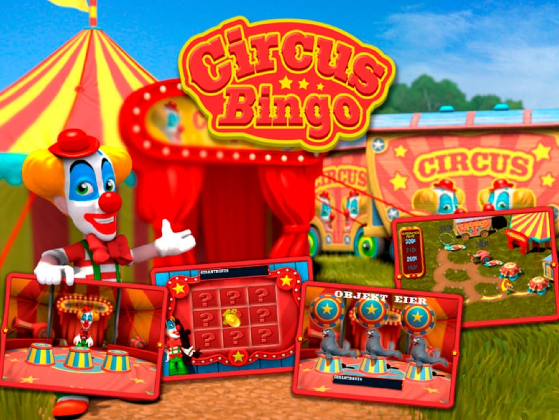 The Circus Bingo Online Slot Demo Game by MGA