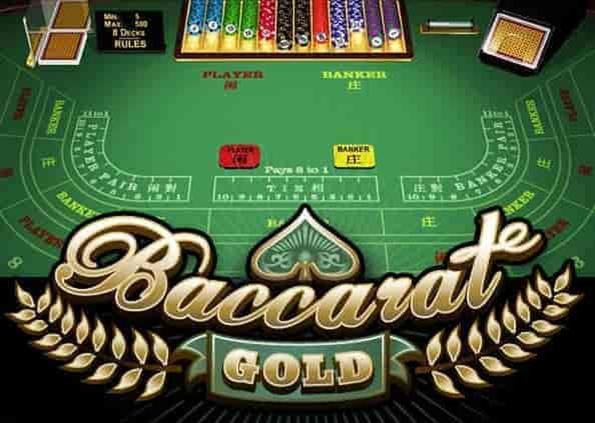 The Baccarat (Microgaming) Online Slot Demo Game by Microgaming