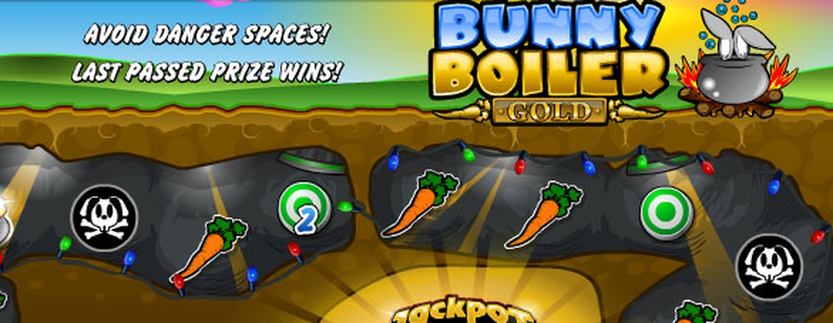 The Bunny Boiler Gold Online Slot Demo Game by Microgaming