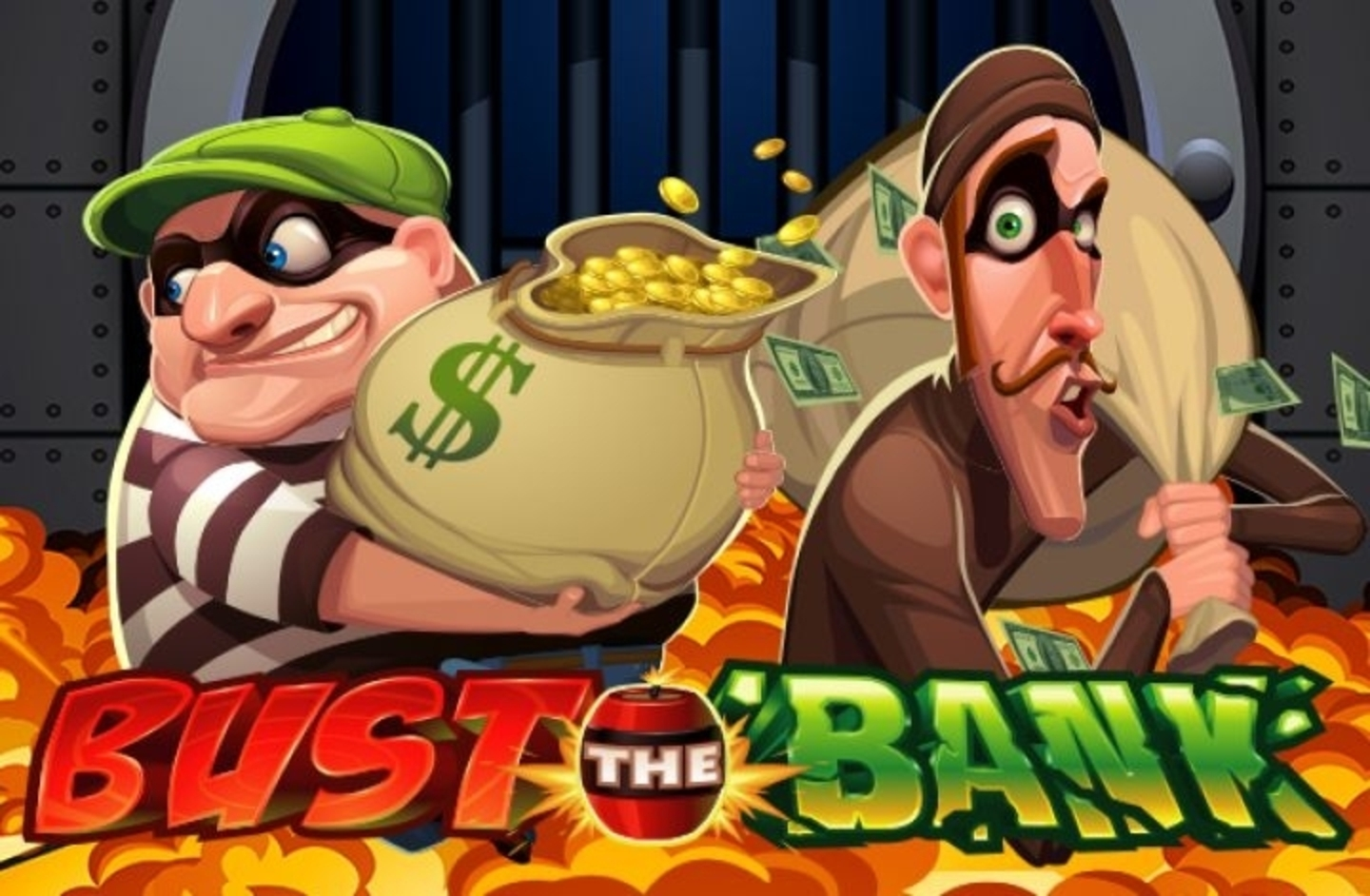 The Bust The Bank Online Slot Demo Game by Microgaming