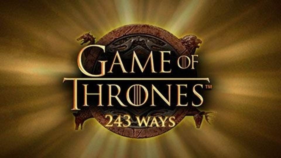 The Game of Thrones 243 Ways Online Slot Demo Game by Microgaming