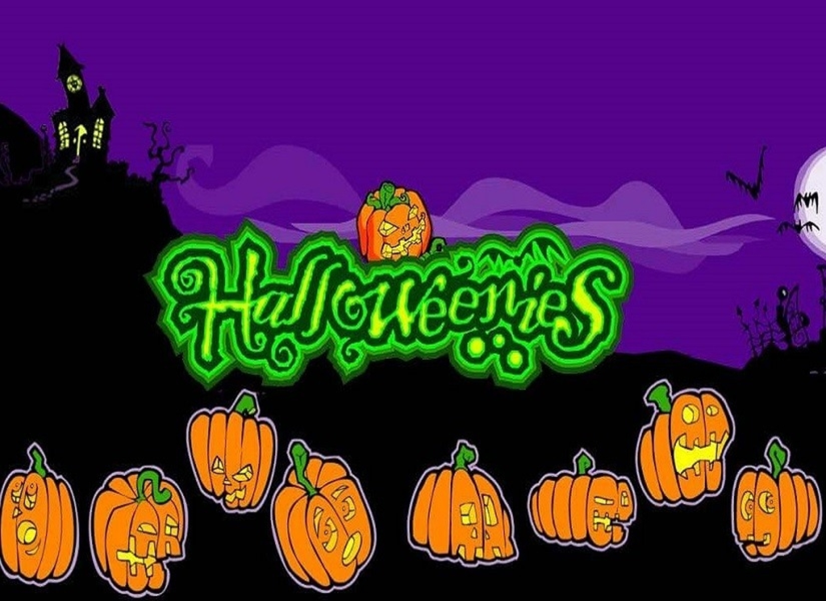 The Halloweenies Online Slot Demo Game by Microgaming