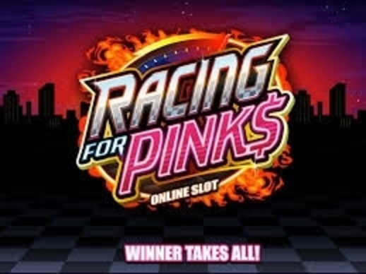 The Racing For Pinks Online Slot Demo Game by Microgaming