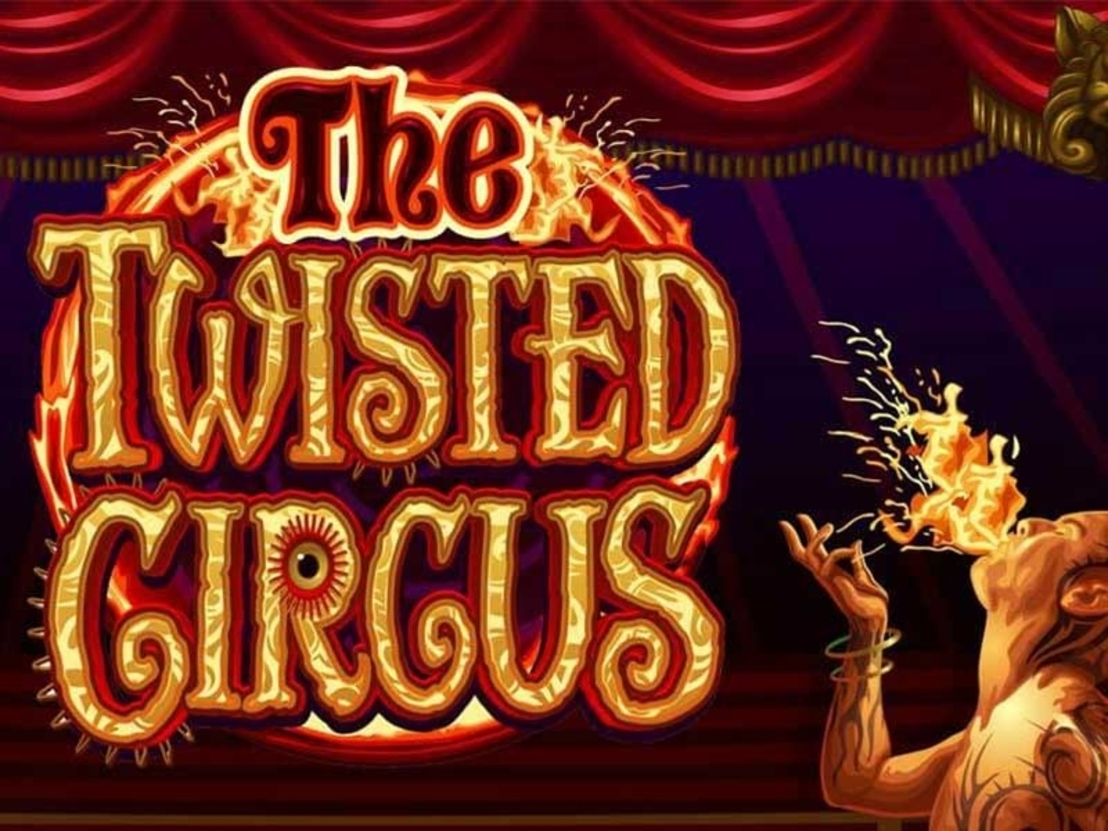 The The Twisted Circus Online Slot Demo Game by Microgaming