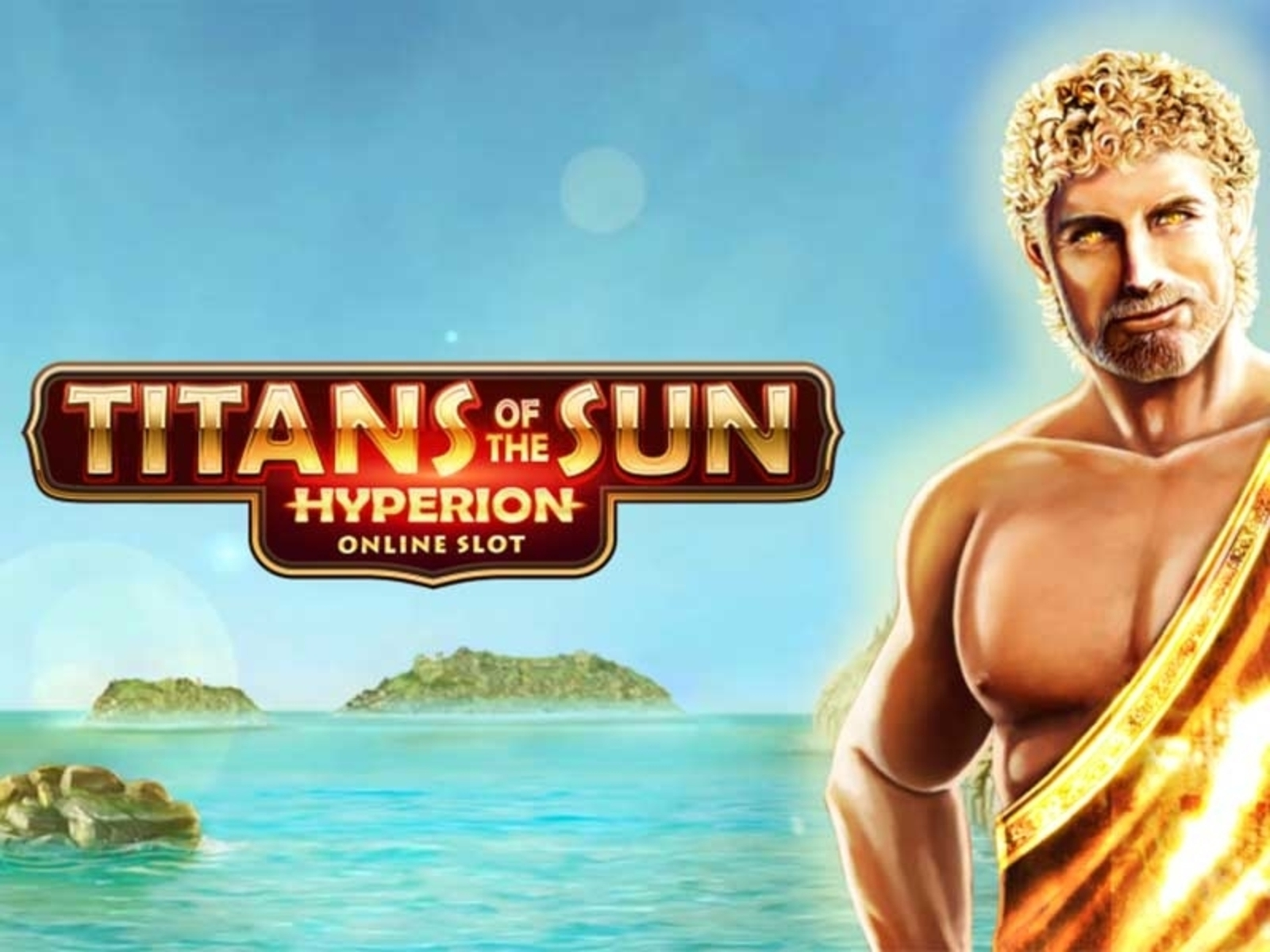 The Titans of the Sun Hyperion Online Slot Demo Game by Microgaming