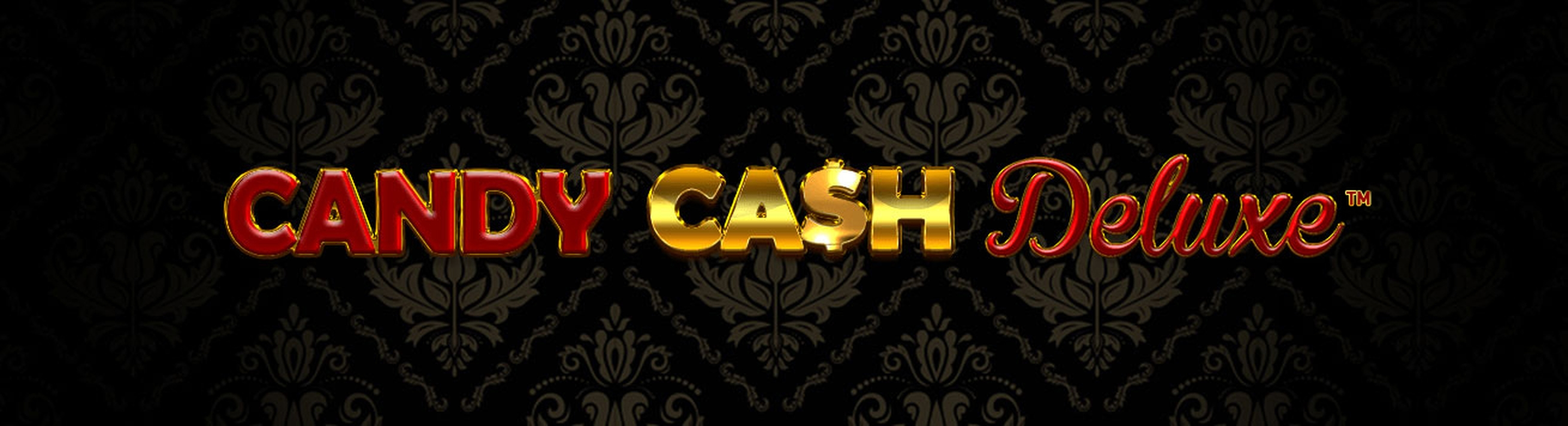 The Candy Cash Deluxe Online Slot Demo Game by Mobilots