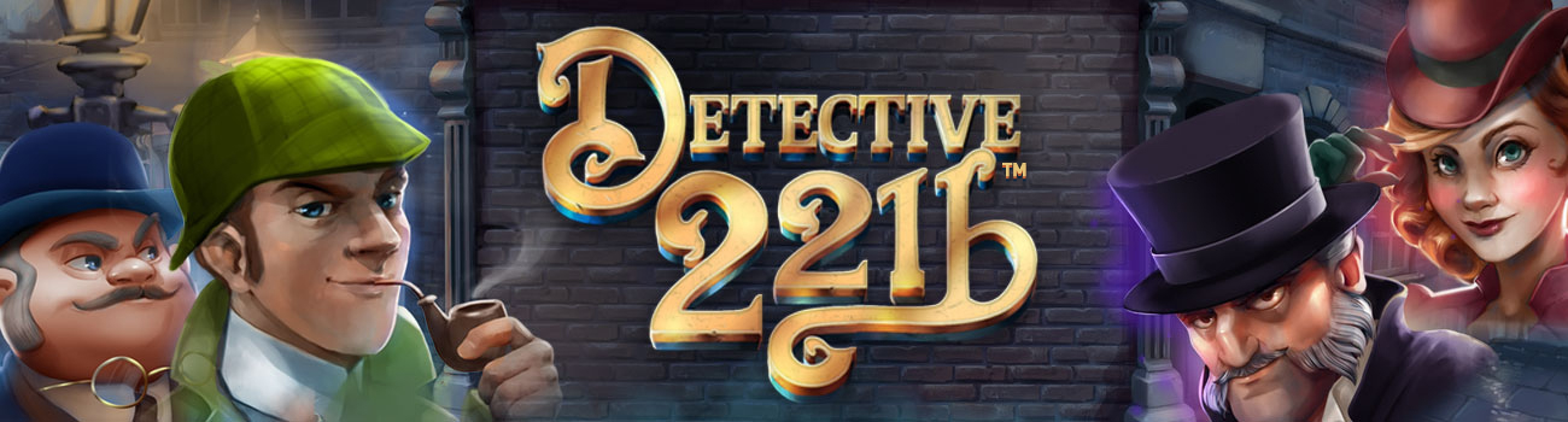 The Detective 221b Online Slot Demo Game by Mobilots