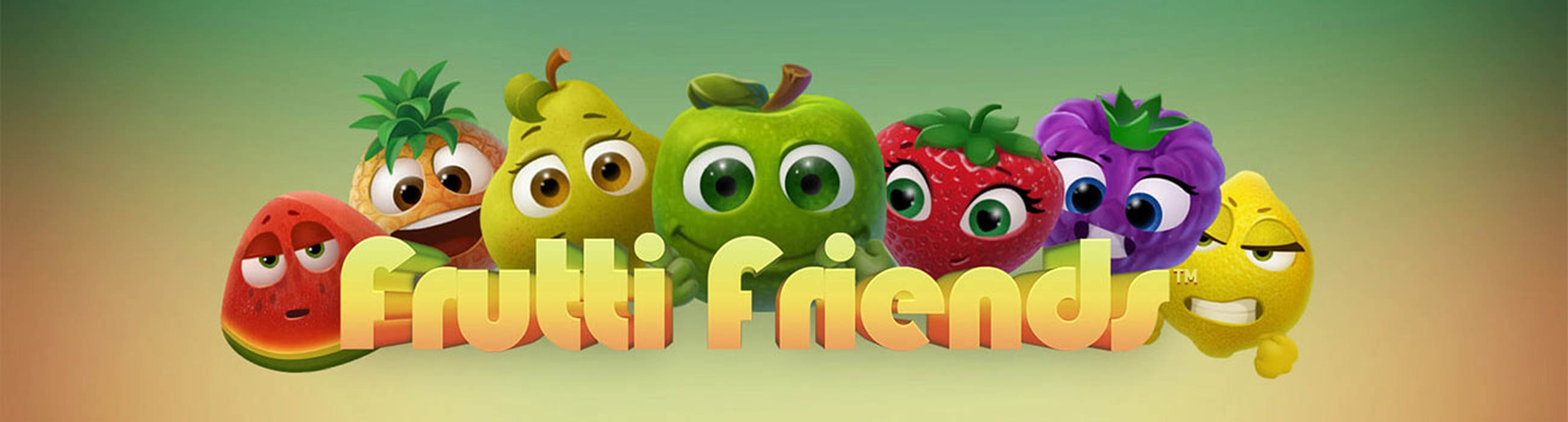 The Frutti Friends Online Slot Demo Game by Mobilots
