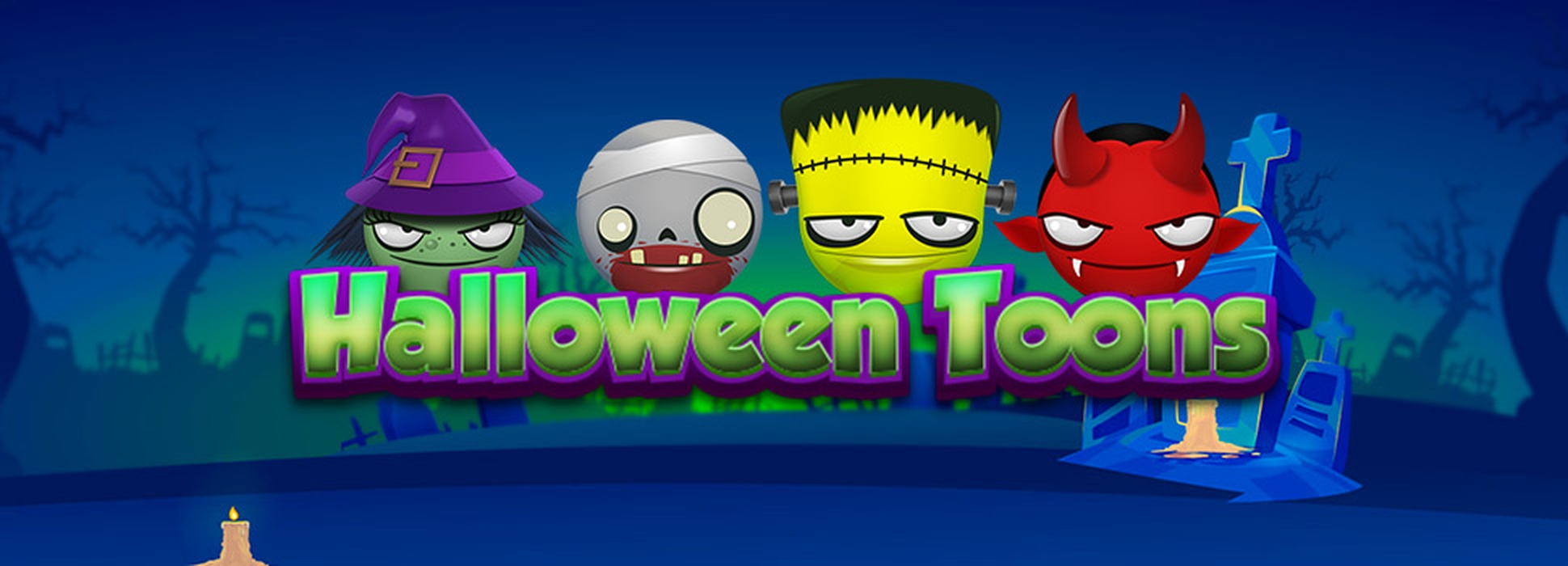 The Halloween Emojis Online Slot Demo Game by Mobilots
