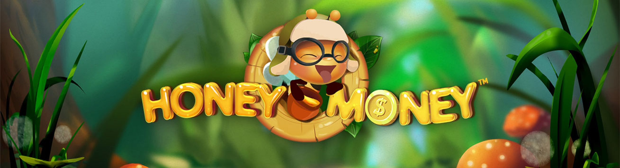 The Honey Money (Mobilots) Online Slot Demo Game by Mobilots