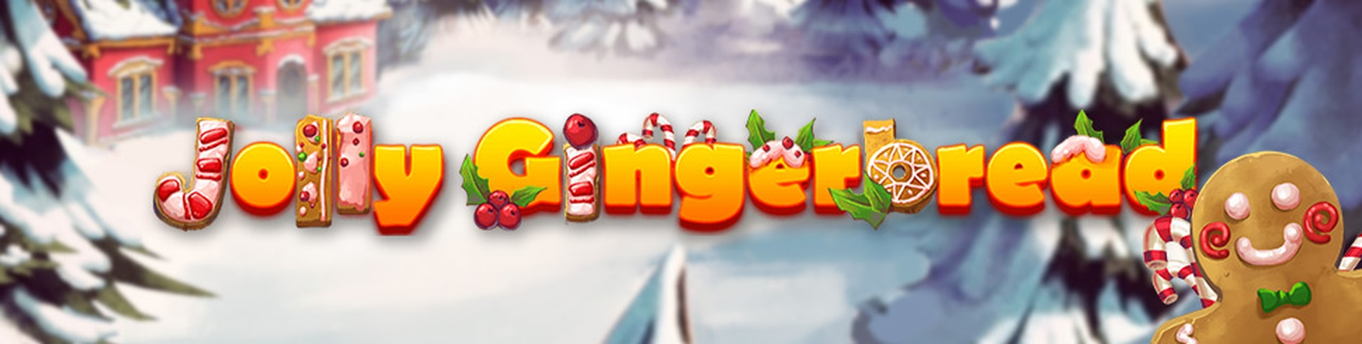 The Jolly Gingerbread Online Slot Demo Game by Mobilots