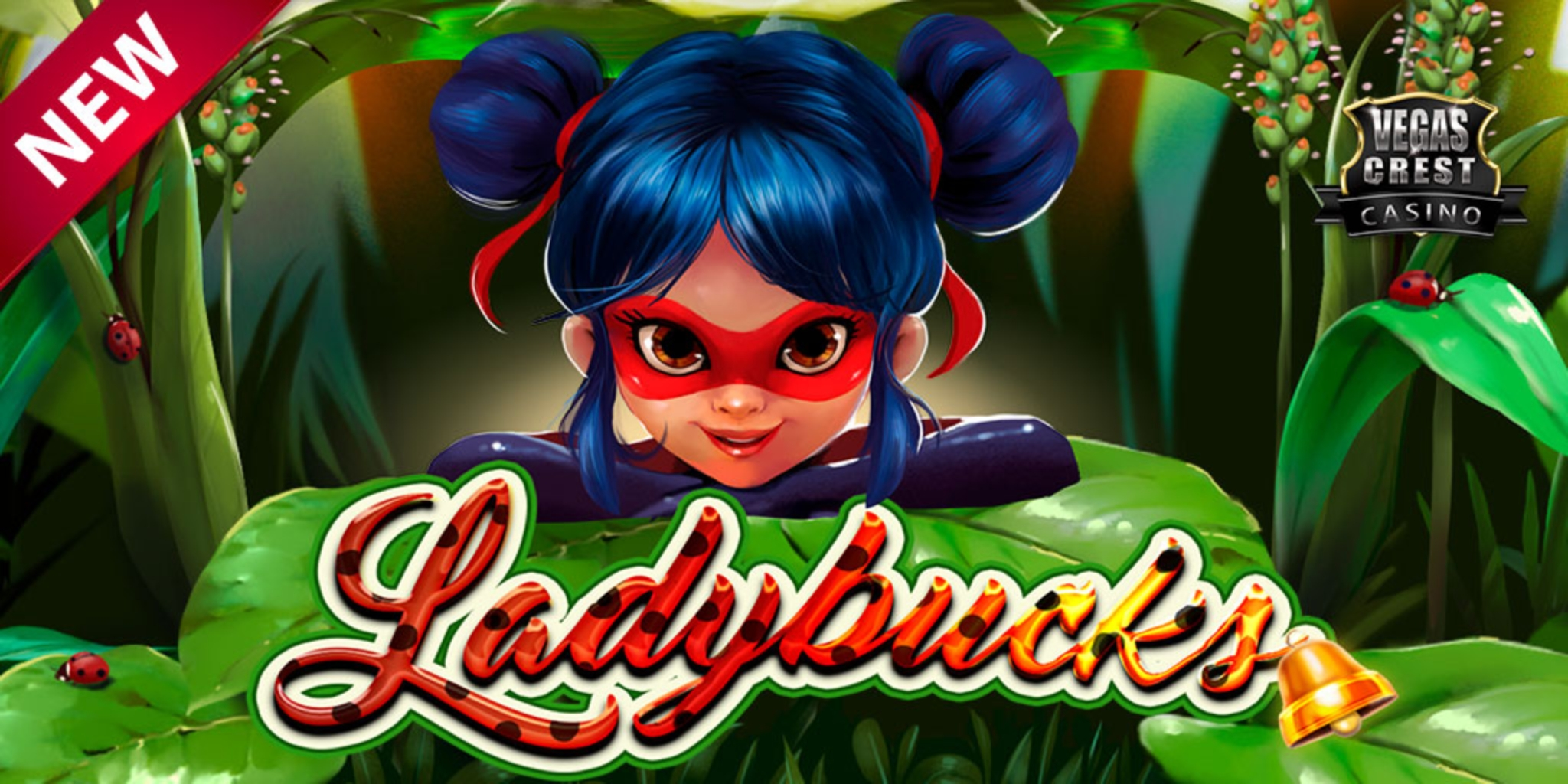 The Ladybucks Online Slot Demo Game by Mobilots