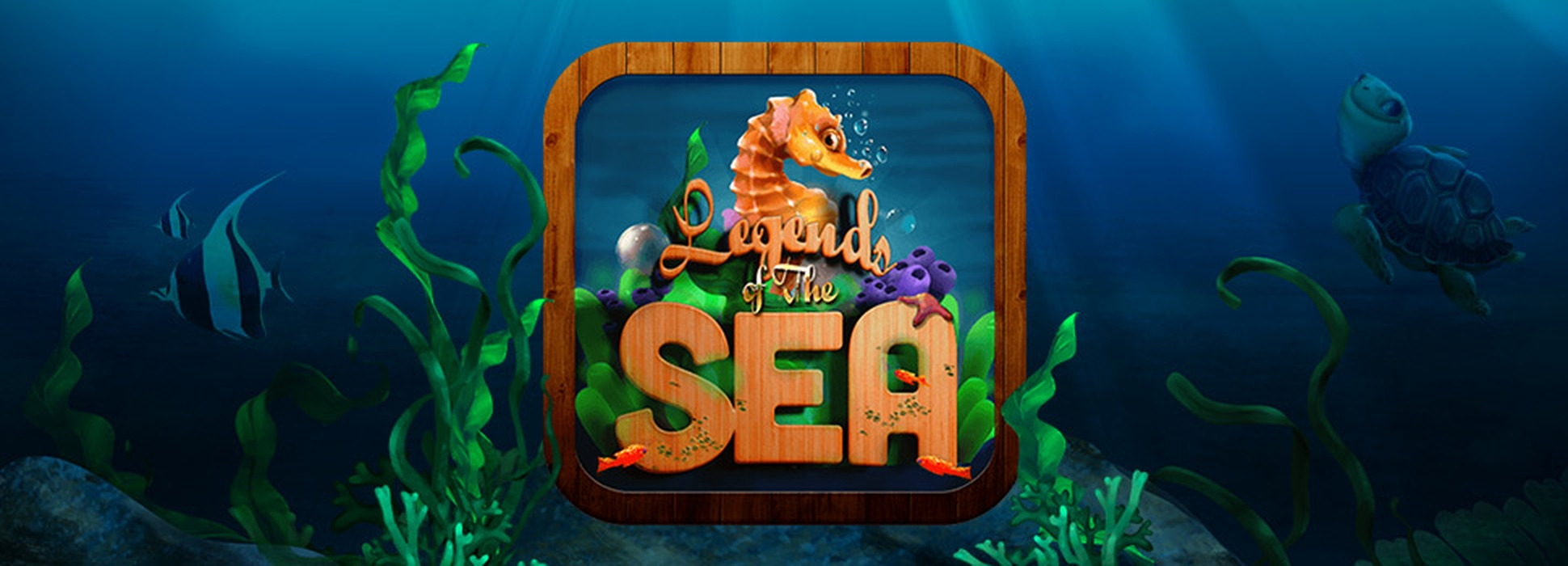 The Legends of the Sea (Mobilots) Online Slot Demo Game by Mobilots