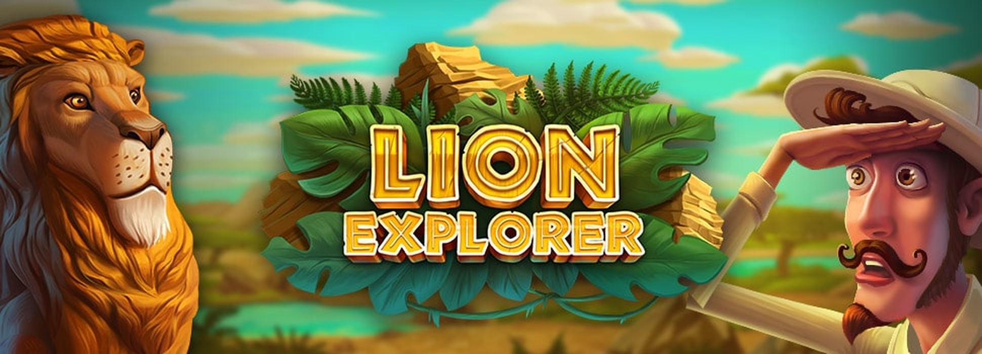 The Lion Explorer Online Slot Demo Game by Mobilots