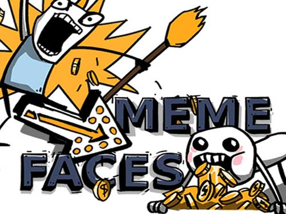 The Meme Faces Online Slot Demo Game by Mr Slotty