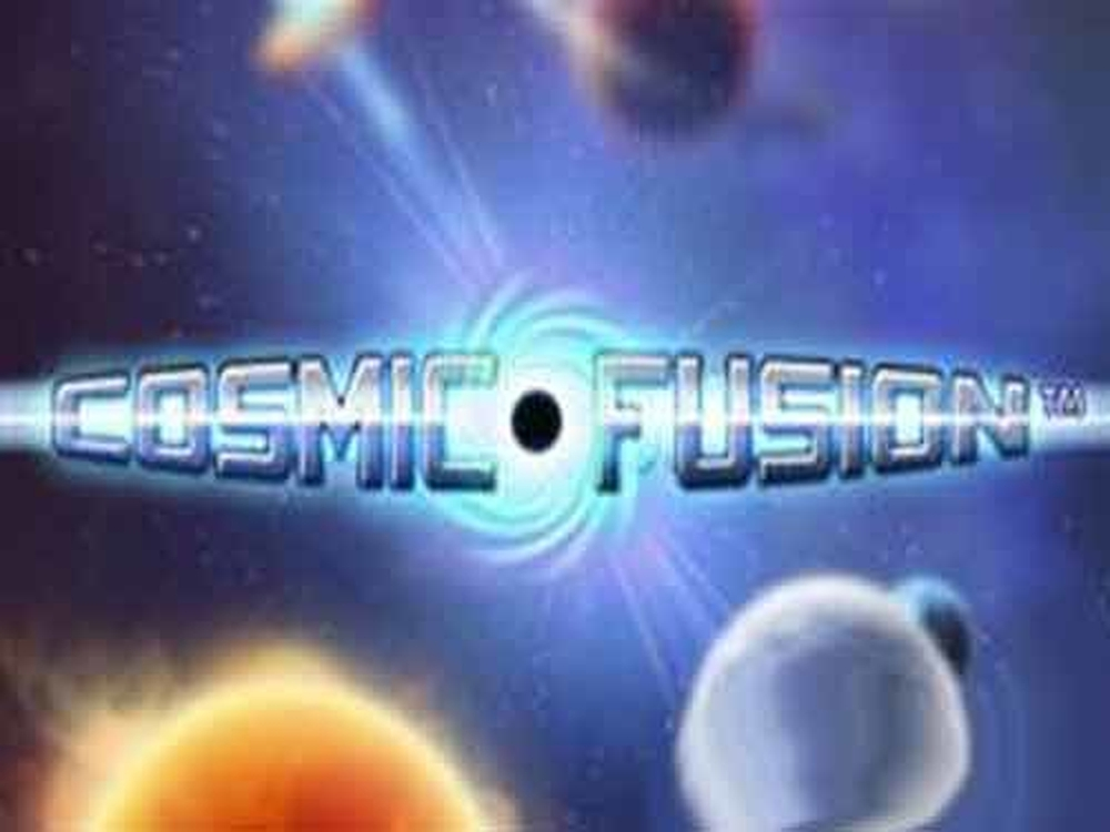 The Cosmic Fusion Online Slot Demo Game by Mutuel Play
