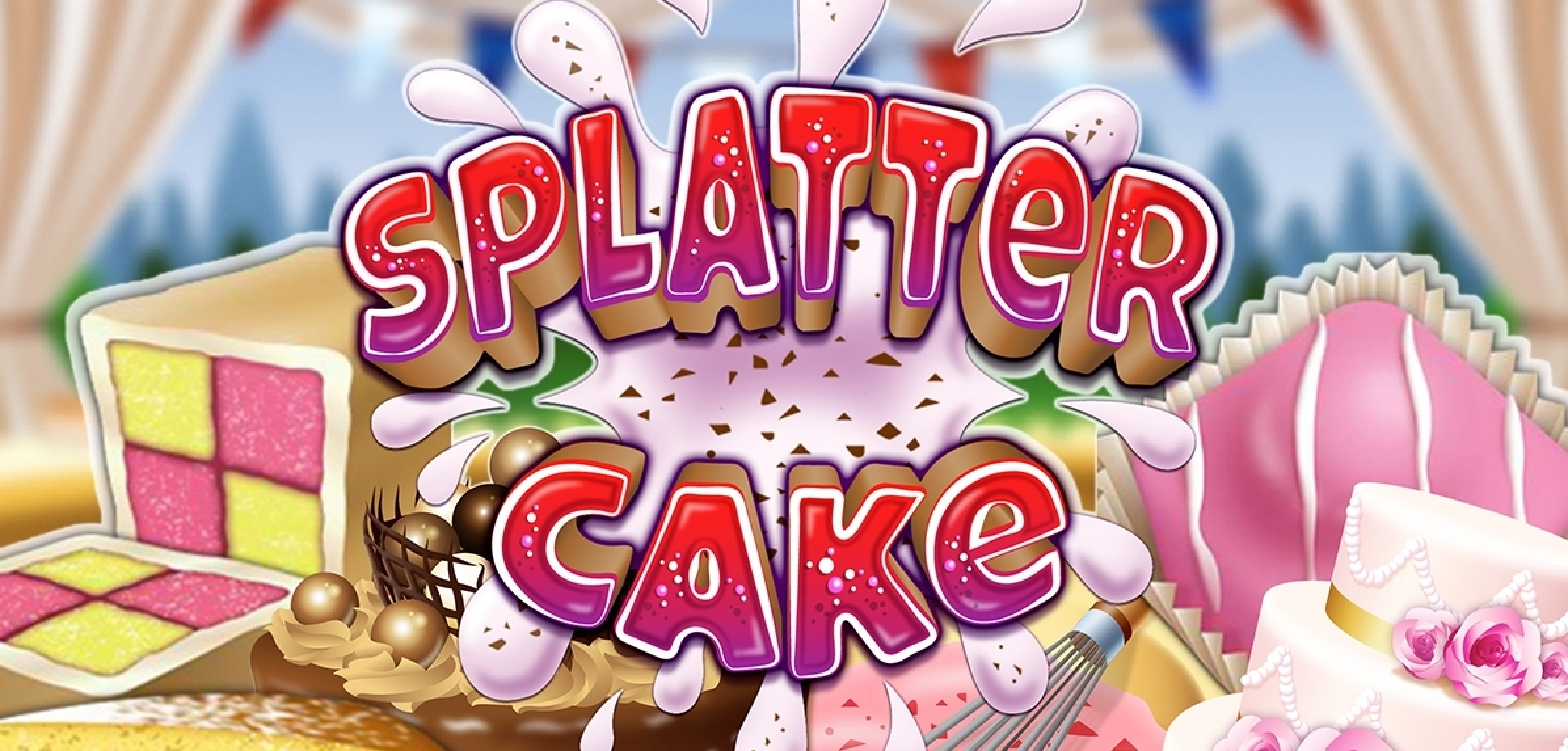 The Splatter Cake Online Slot Demo Game by Mutuel Play