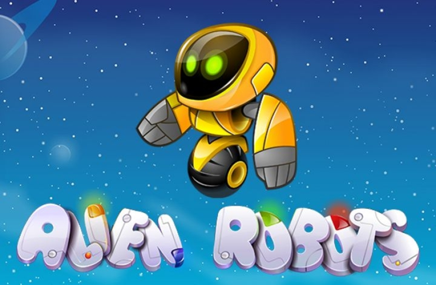 The Alien Robots Online Slot Demo Game by NetEnt