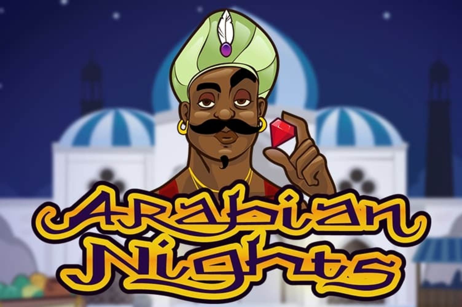 The Arabian Nights (Netent) Online Slot Demo Game by NetEnt
