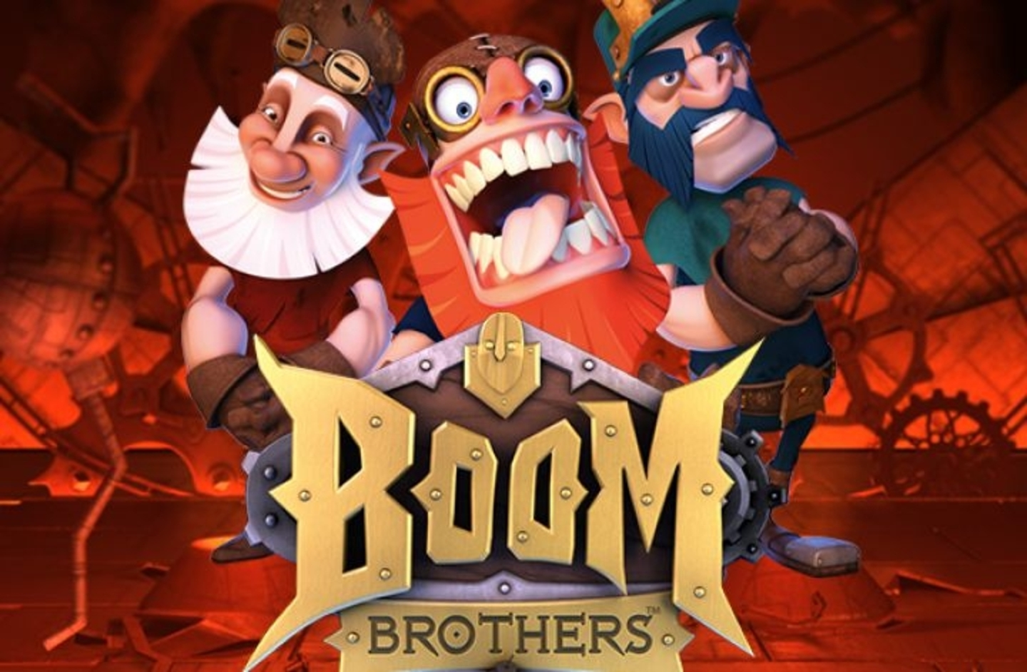 The Boom Brothers Online Slot Demo Game by NetEnt