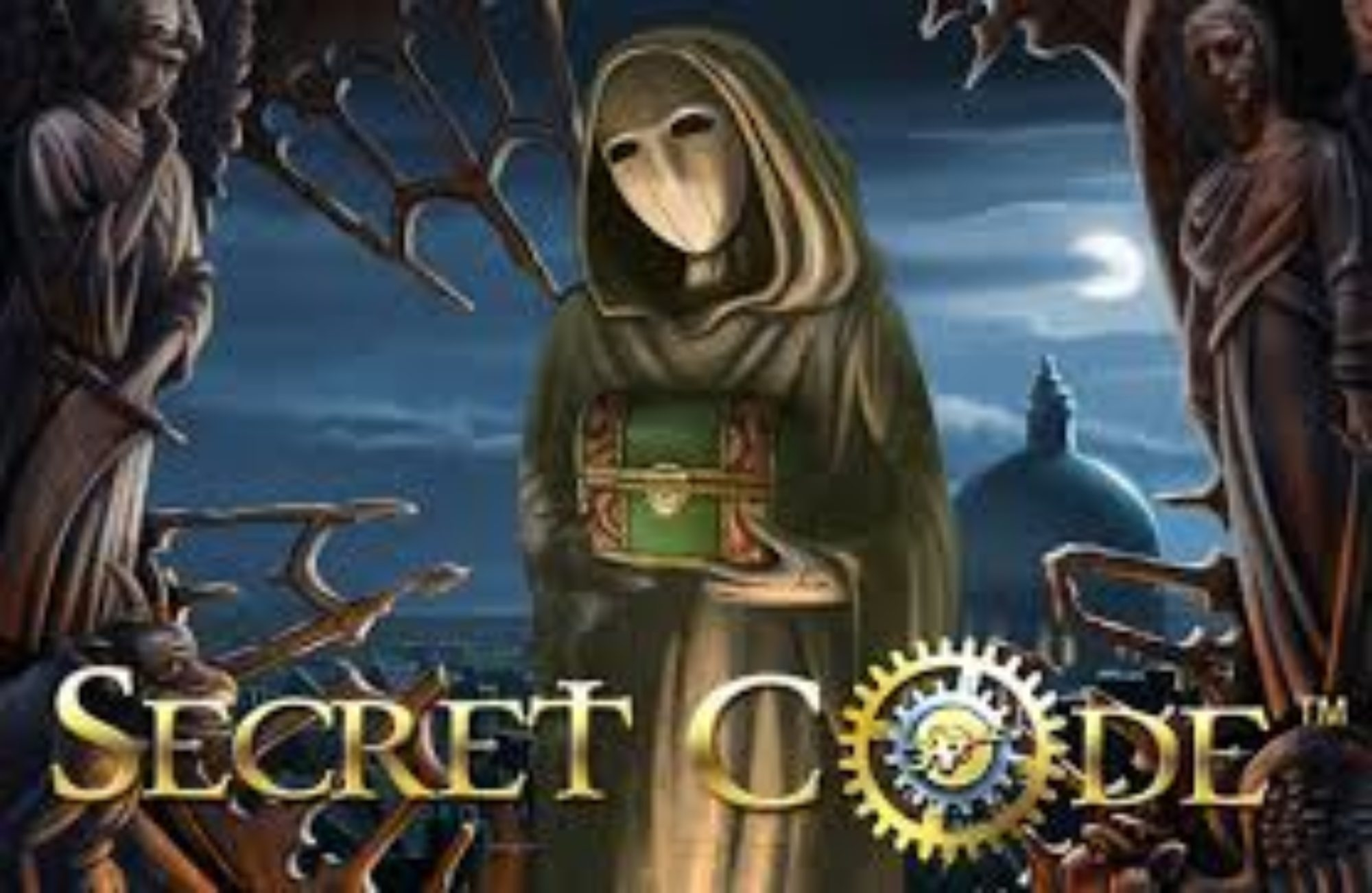 The Secret Code Online Slot Demo Game by NetEnt