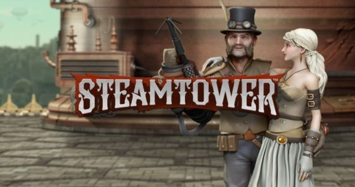The Steam Tower Online Slot Demo Game by NetEnt