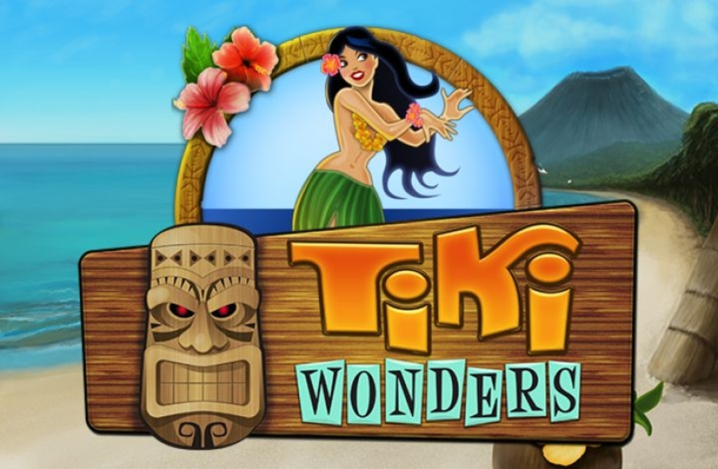 The Tiki Wonders Online Slot Demo Game by NetEnt