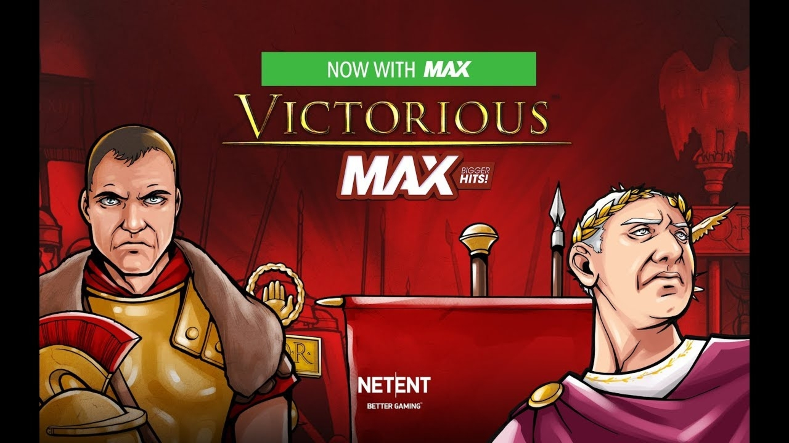 The Victorious Online Slot Demo Game by NetEnt
